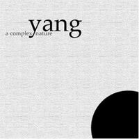 Yang - A Complex Nature CD (album) cover