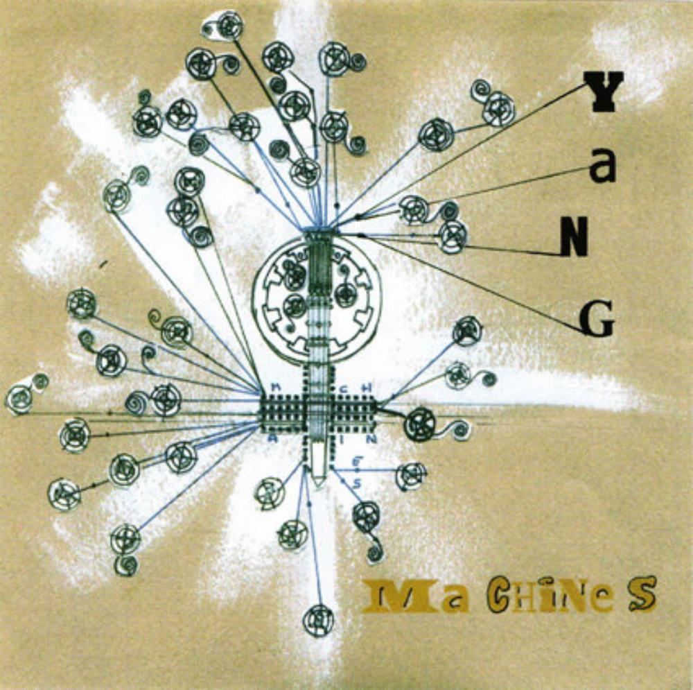 Yang Machines album cover