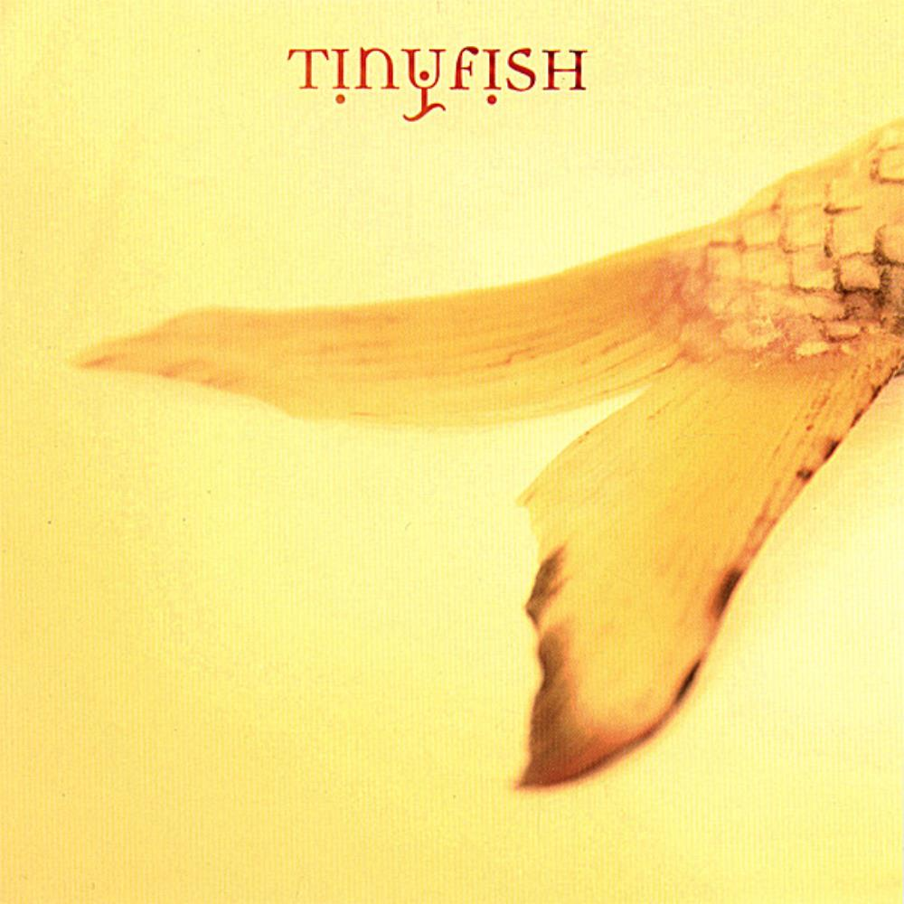 Tinyfish - Tinyfish CD (album) cover