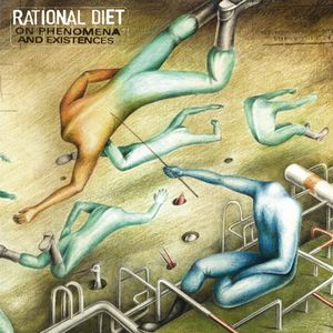 On Phenomena and Existences by RATIONAL DIET album cover