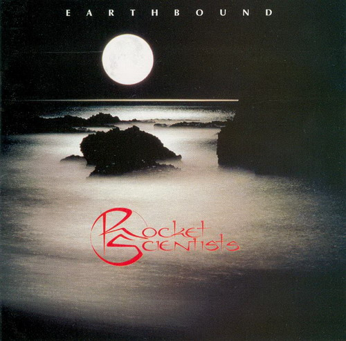 Earthbound by ROCKET SCIENTISTS album cover