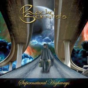 Supernatural Highways by ROCKET SCIENTISTS album cover