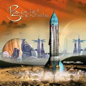 Refuel by ROCKET SCIENTISTS album cover
