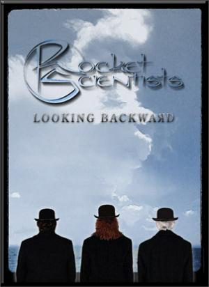 Looking Backward  by ROCKET SCIENTISTS album cover