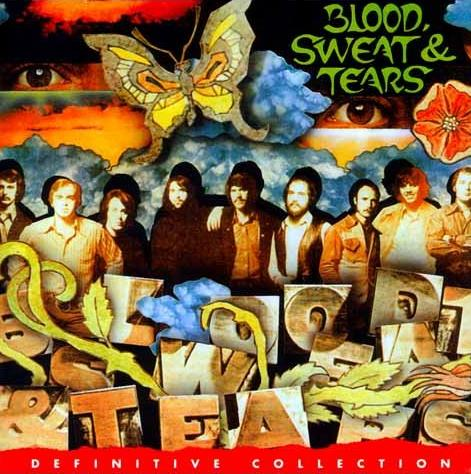 Blood Sweat & Tears - Definitive Collection CD (album) cover