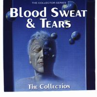 Blood Sweat & Tears - The Collection CD (album) cover