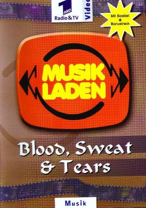 Blood Sweat & Tears Musikladen - Blood, Sweat & Tears album cover