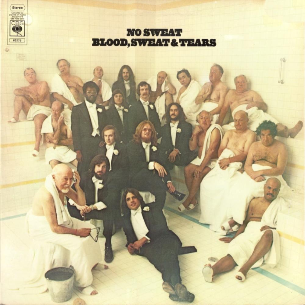 Blood Sweat & Tears No Sweat album cover