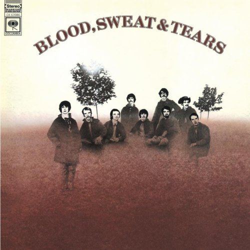 Blood Sweat & Tears - Blood, Sweat, and Tears  CD (album) cover