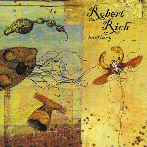 Bestiary by RICH, ROBERT album cover