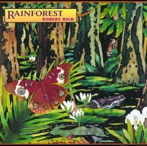 Rainforest by RICH, ROBERT album cover