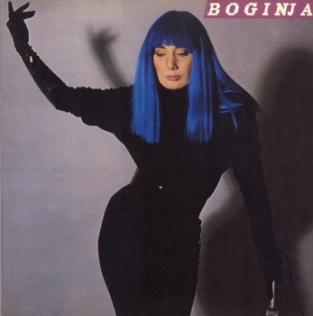 Boginja by LISAC, JOSIPA album cover