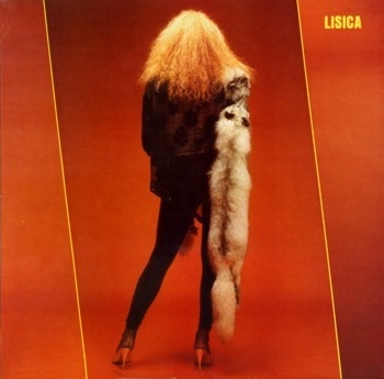 Lisica by LISAC, JOSIPA album cover