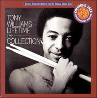 Tony Williams Lifetime The Collection album cover