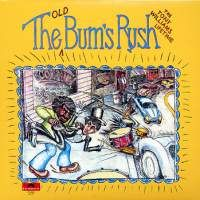 Tony Williams Lifetime - The Old Bum's Rush CD (album) cover