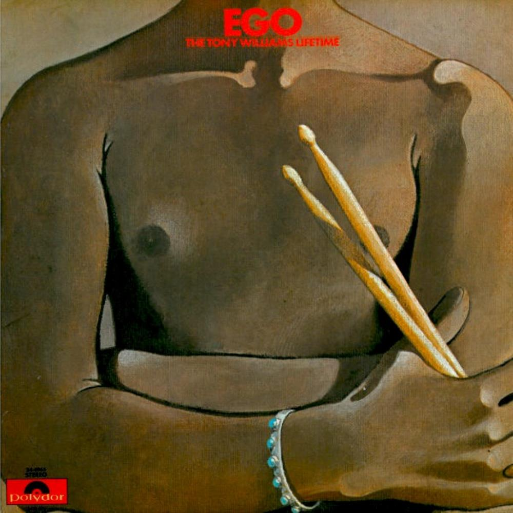 Tony Williams Lifetime Ego album cover