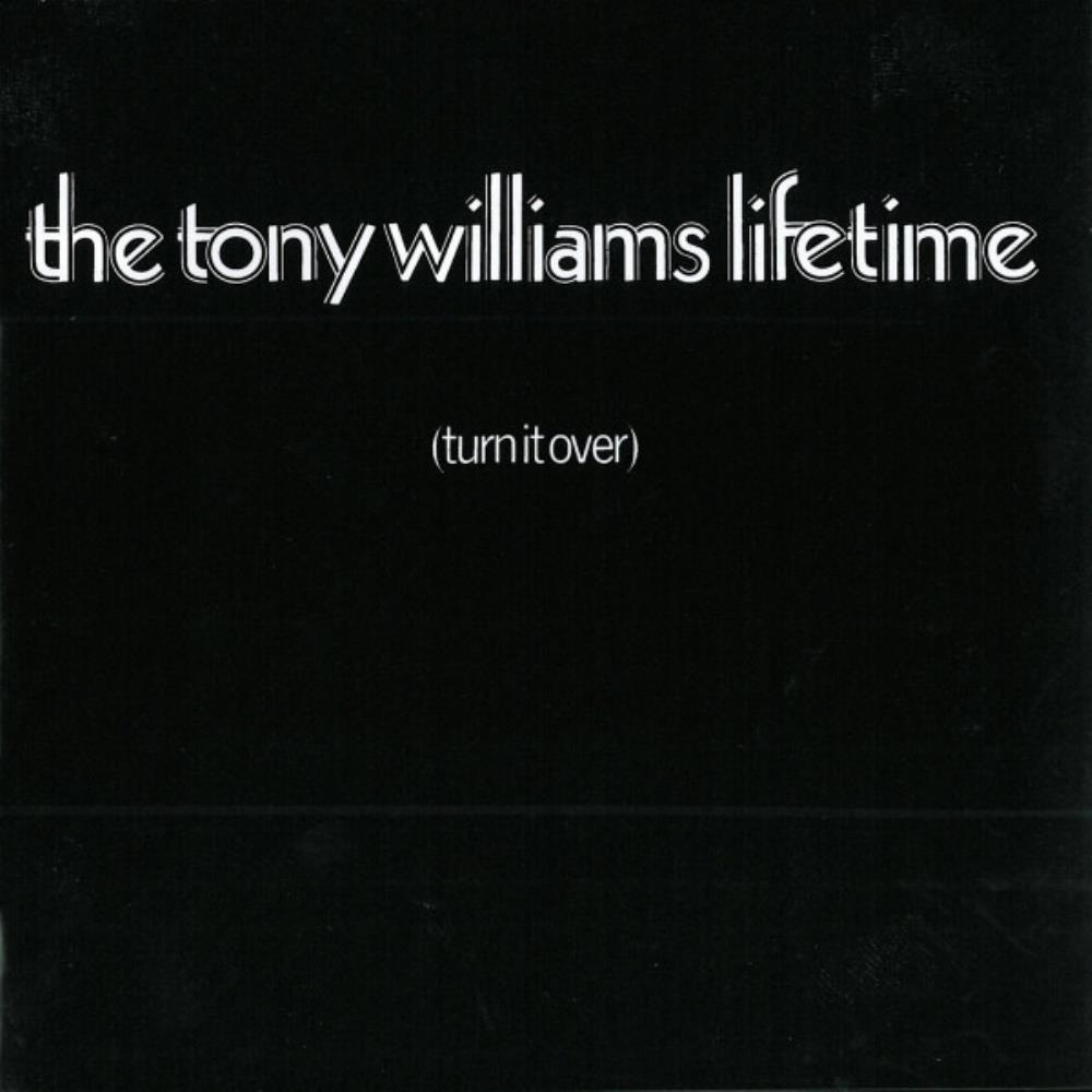 Turn It Over by WILLIAMS LIFETIME, TONY album cover