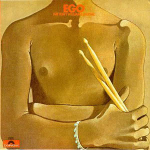 Ego by WILLIAMS LIFETIME, TONY album cover