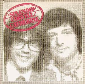 Larry Coryell Larry Coryell with Philip Catherine - Splendid album cover