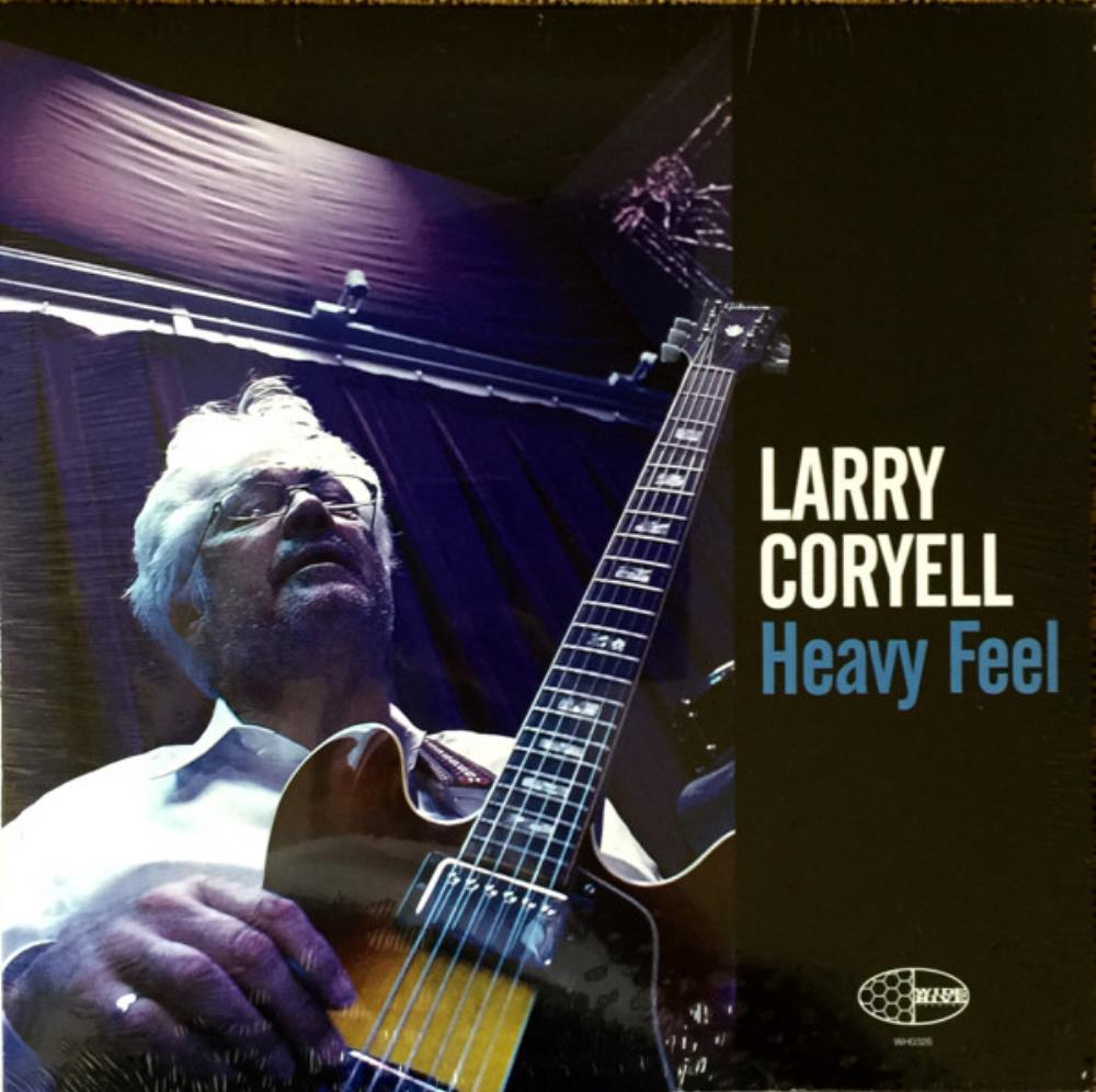 Larry Coryell Heavy Feel album cover