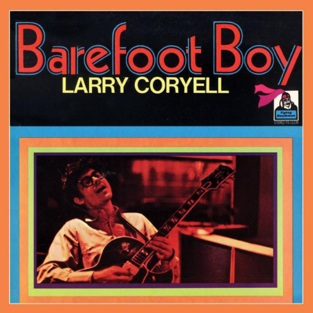 Barefoot Boy by CORYELL, LARRY album cover