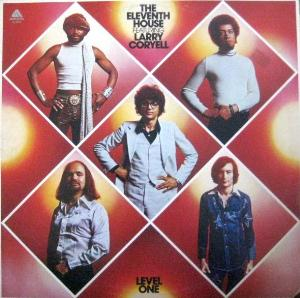 Larry Coryell Level One (Larry Coryell & The Eleventh House) album cover