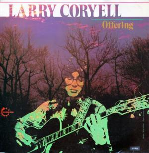 Larry Coryell Offering album cover
