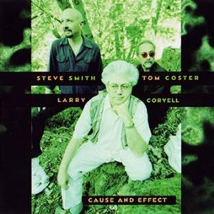 Larry Coryell Cause and Effect album cover
