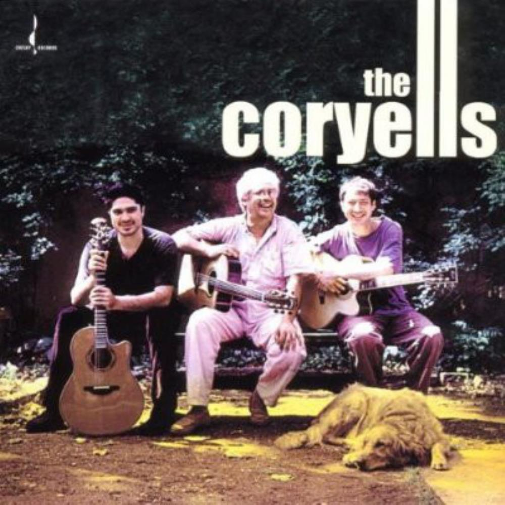 Larry Coryell - The Coryells CD (album) cover