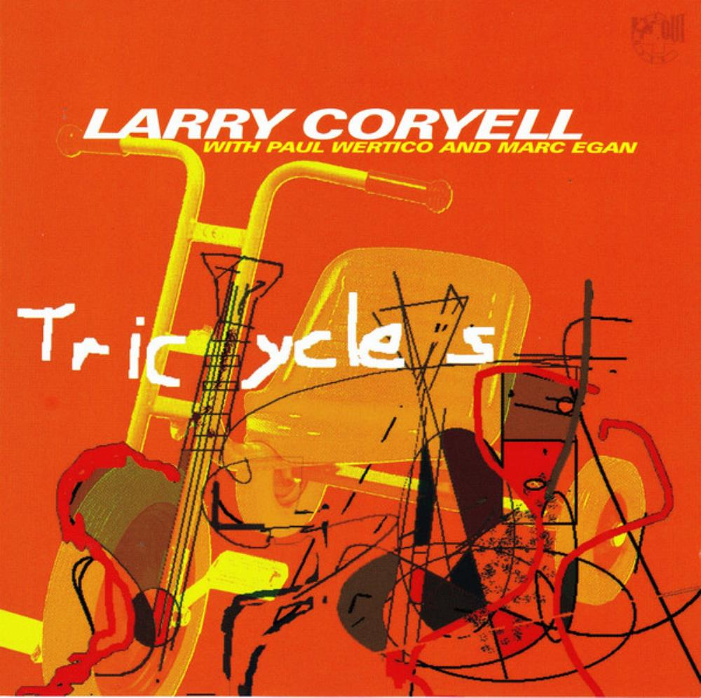 Larry Coryell Tricycles album cover