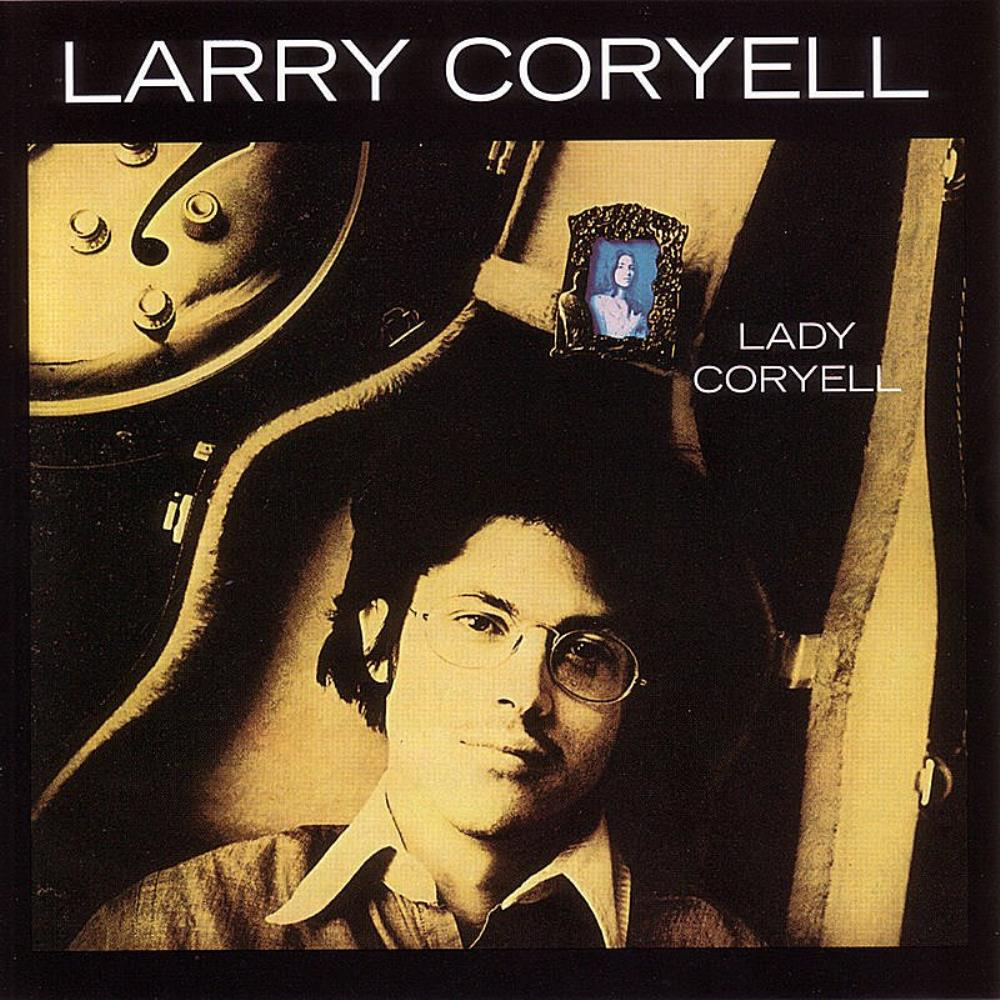 Larry Coryell - Lady Coryell CD (album) cover
