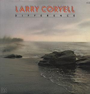 Larry Coryell Difference album cover
