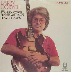 Larry Coryell - Toku Do CD (album) cover