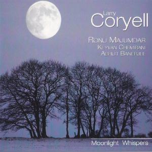 Larry Coryell Moonlight Whispers album cover