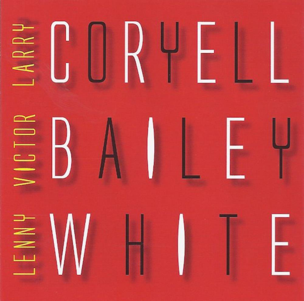 Larry Coryell Larry Coryell, Victor Bailey & Lenny White: Electric album cover