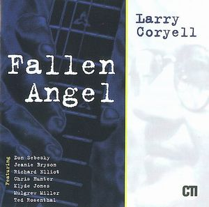Larry Coryell Fallen Angel album cover