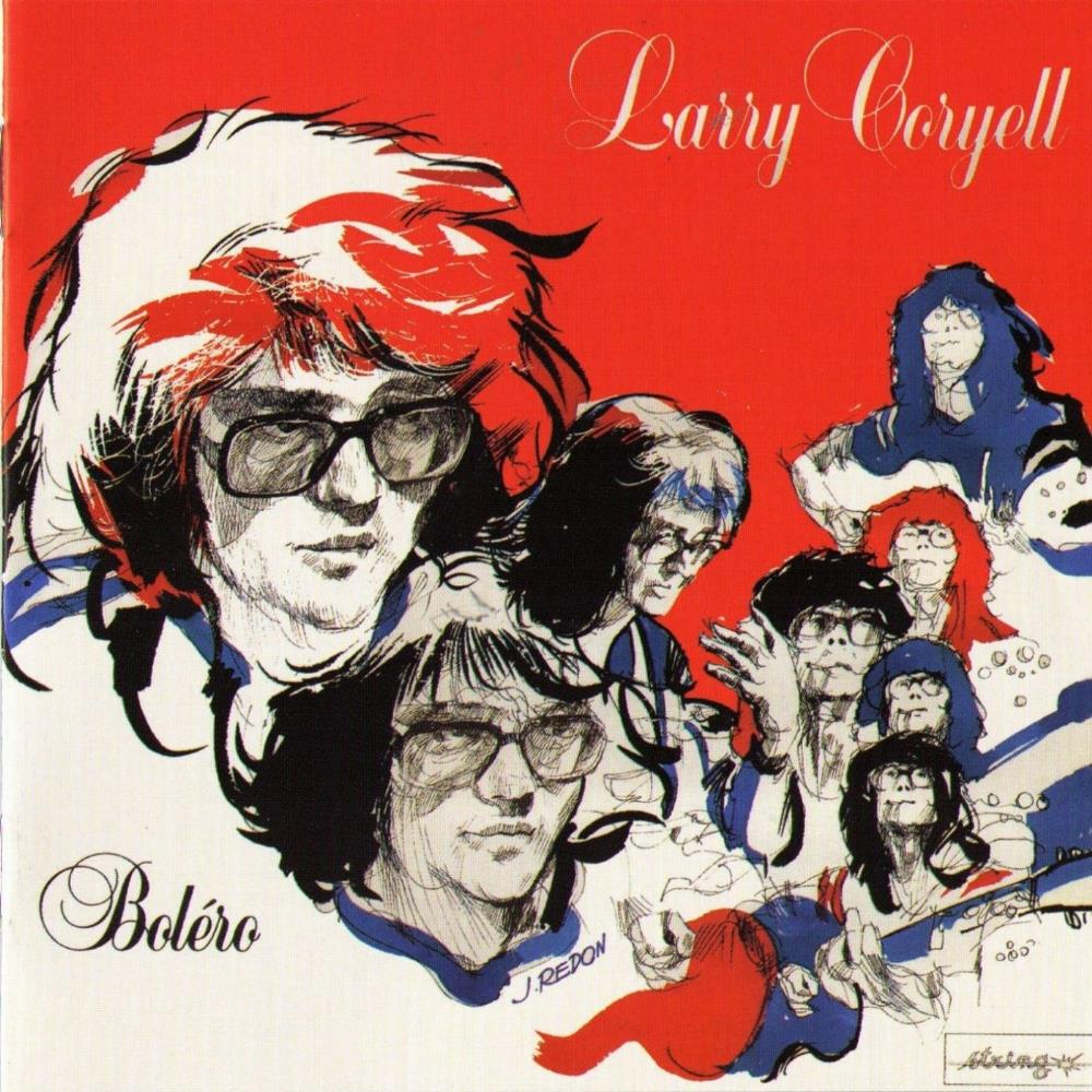 Larry Coryell Boléro album cover