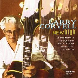 Larry Coryell New High album cover