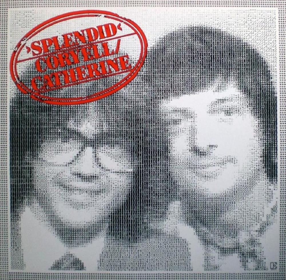 Larry Coryell Larry Coryel & Philip Catherine: Splendid album cover