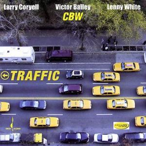 Larry Coryell Traffic album cover
