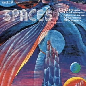 Larry Coryell - Spaces CD (album) cover