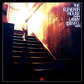 Larry Coryell Aspects (The Eleventh House featuring) album cover