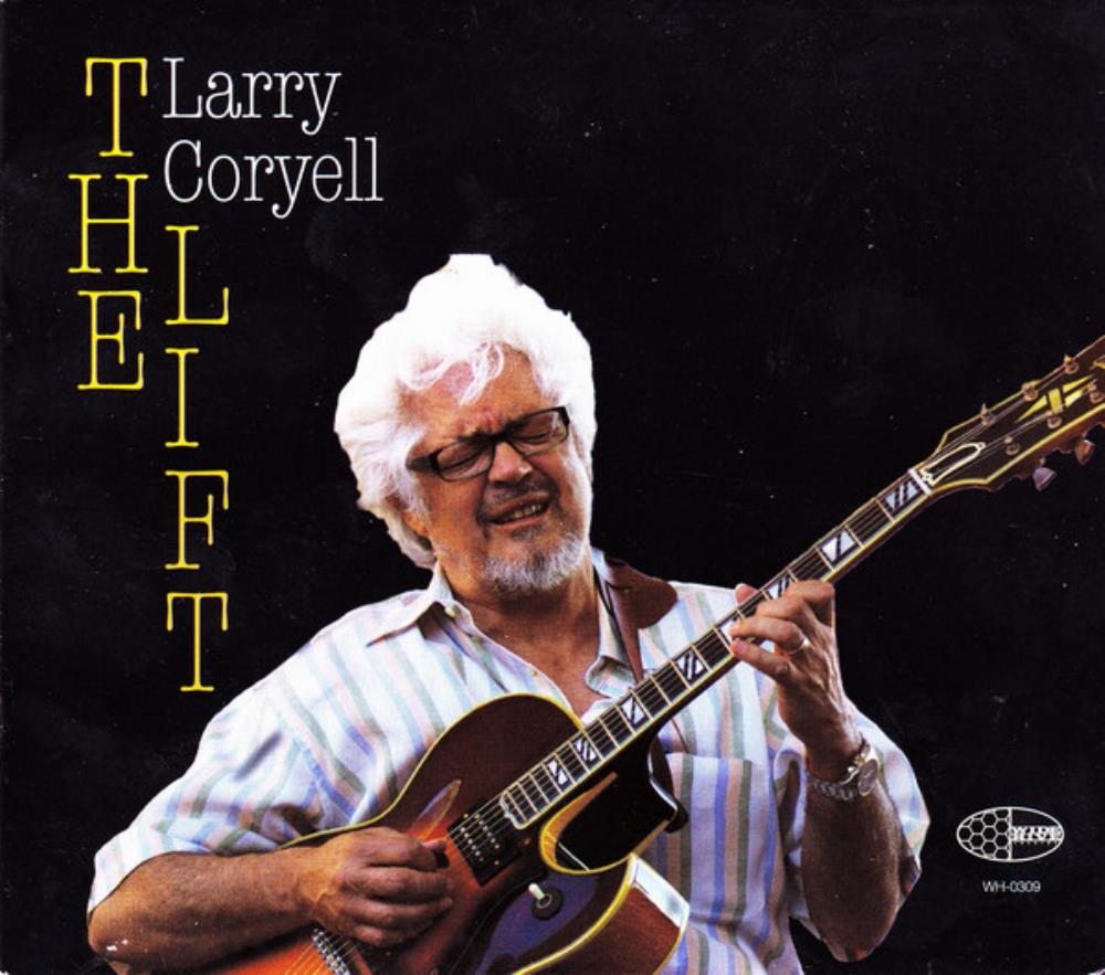 The Lift by CORYELL, LARRY album cover