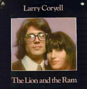 Larry Coryell The Lion & The Ram album cover