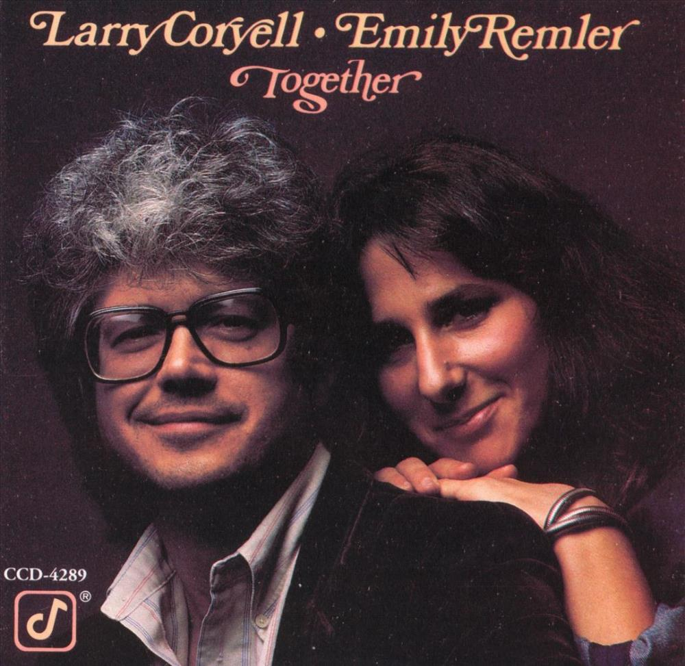 Larry Coryell Larry Coryell & Emily Remler: Together album cover