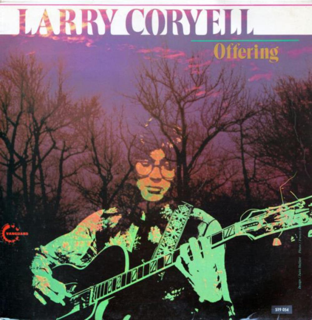 Offering by CORYELL, LARRY album cover