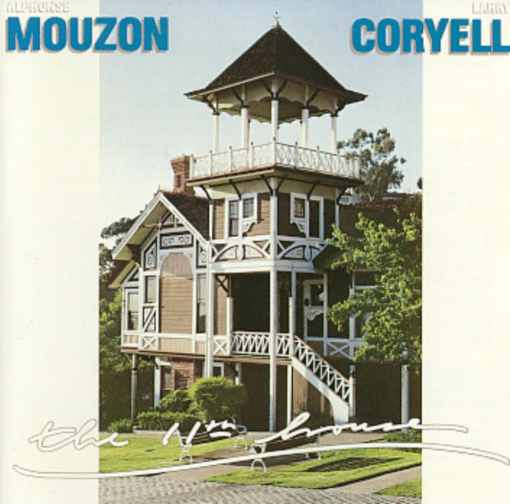 Larry Coryell Larry Coryell & Alphonse Mouzon: The 11th House album cover