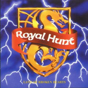 Royal Hunt Land of Broken Hearts album cover
