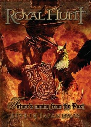 Royal Hunt Future's Coming from the Past - Live in Japan 1996/98 album cover