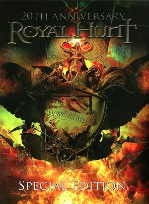 Royal Hunt 20th Anniversary - Special Edition (3CD+DVD) album cover
